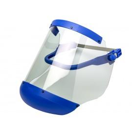 Elektrikerschutzschild mit Helmhalterung Klasse II