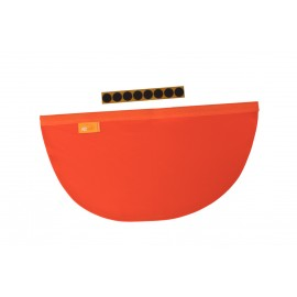 Nackenschutz UV50+ orange